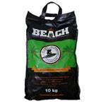 Selligkohle - Kokosbriketts BEACH im 10 kg Sack